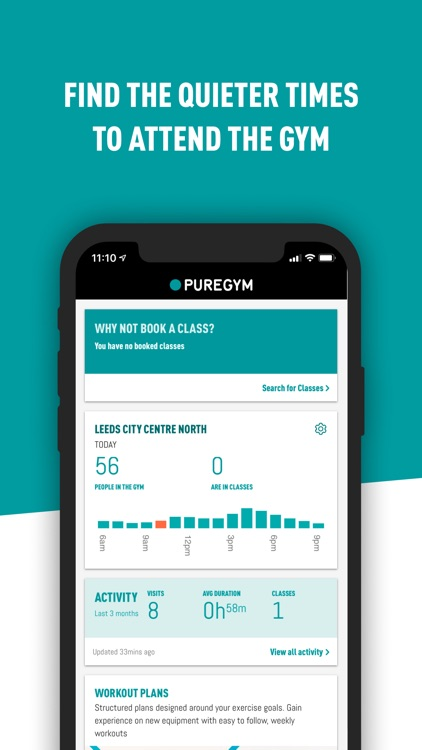PureGym screenshot-4