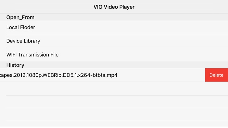 vio Video Player Pro