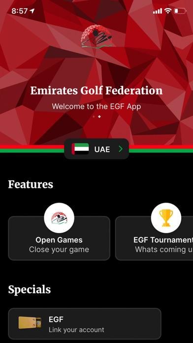EGF screenshot one