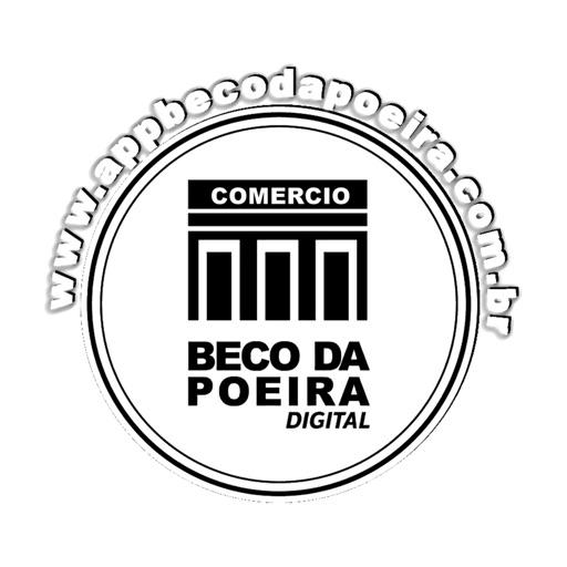 App Beco da Poeira Comerciante