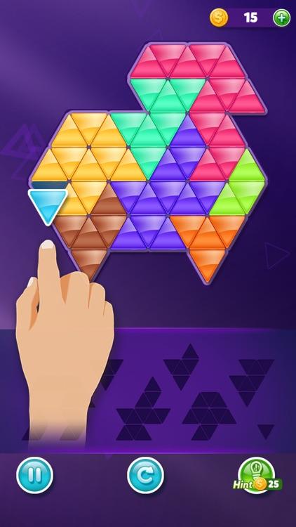 Block! Triangle puzzle:Tangram screenshot-3