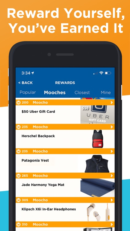 Moocho: Deals & Rewards App screenshot-5