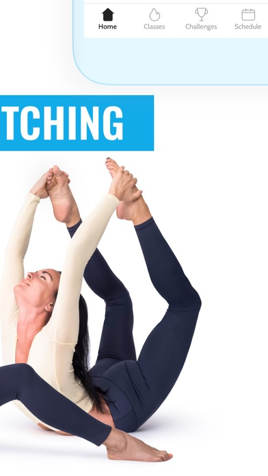 StretchIt – Stretching Classes screenshot two