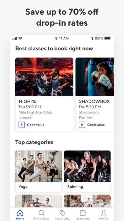 ClassPass: Fitness Workout App screenshot-4