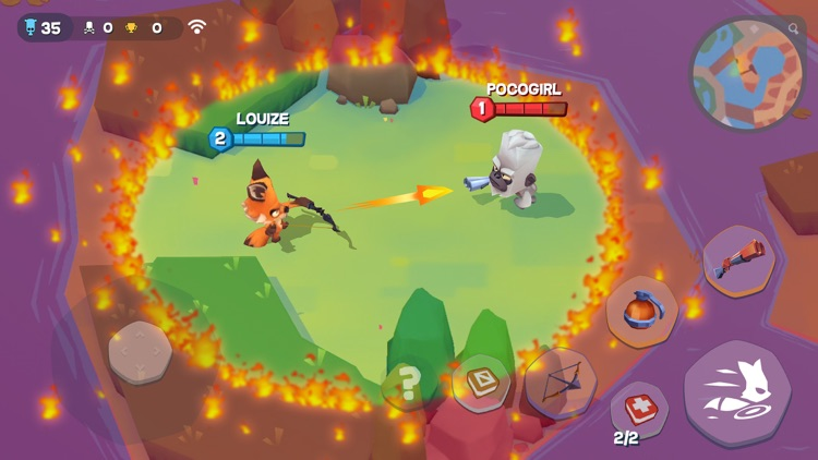 Zooba: Fun Battle Royale Games screenshot-6