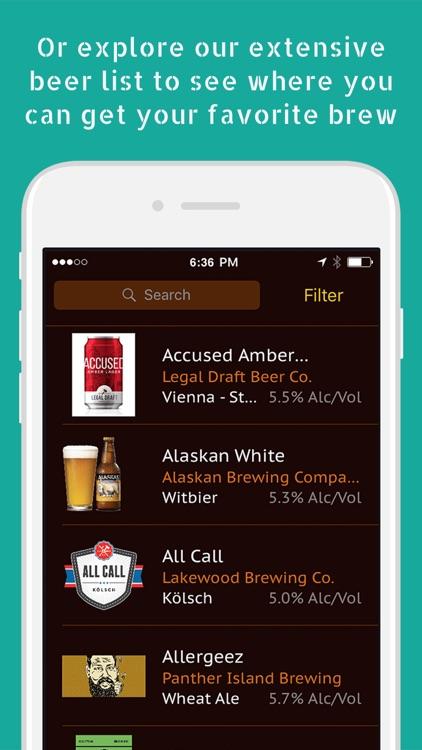 PintHub - Craft Beer Finder screenshot-3