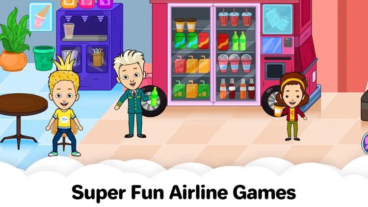 My Tizi Town – Airplane Games screenshot-7