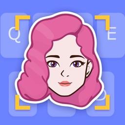 iMoji - Avatar Emoji Keyboard