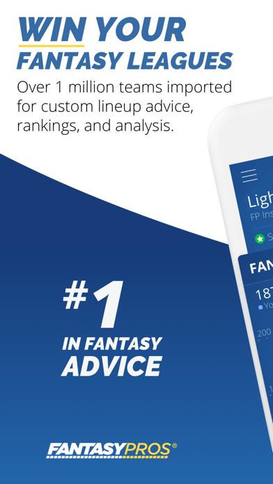 Fantasy Football My Playbook Screenshot
