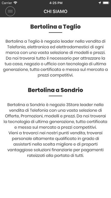 Bertolina Care screenshot #3