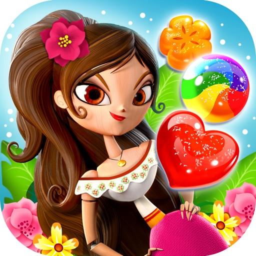 Sugar Smash: Book of Life iOS Hack Android Mod