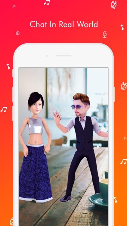 TaDa Time - 3D AR Messenger