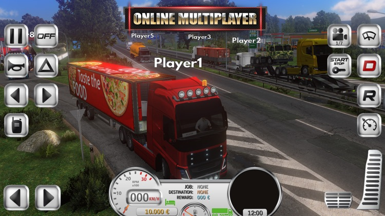 Euro Truck Evolution (Sim) screenshot-3
