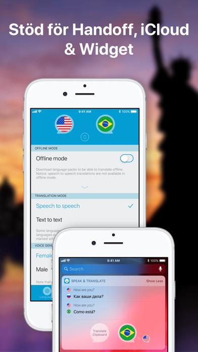 Tala & översätt - Översättare på PC