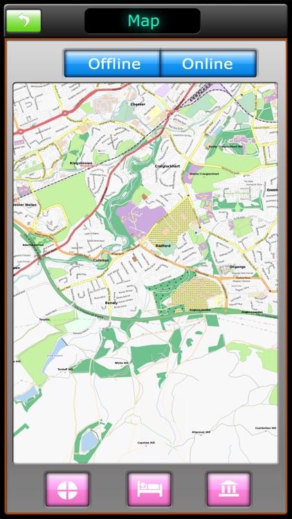 Edinburgh Offline Map Guide screenshot-4