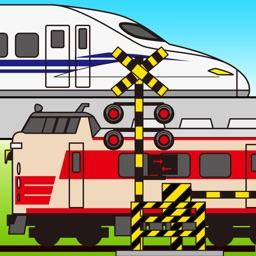 Train cancan【shinkansen/SL】