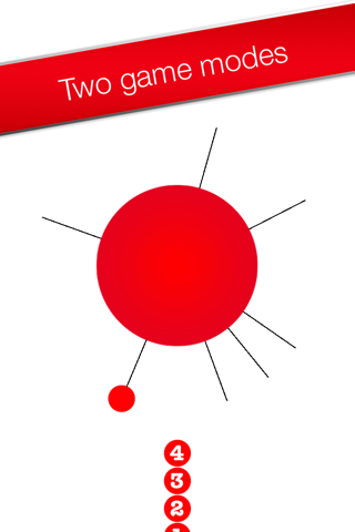 AA Red Pin Dot Spinning Puzzle - náhled