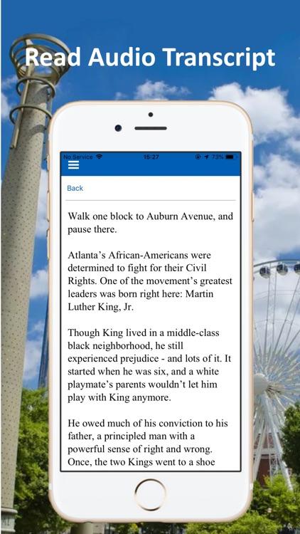 Atlanta Driving Tour Guide screenshot-5