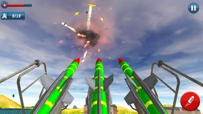 Military Missile Jet Warefare screenshot 10