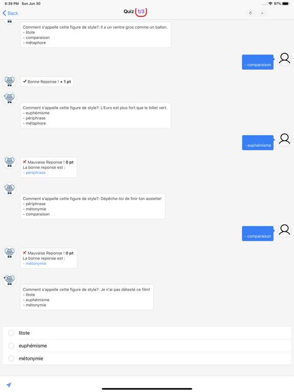 Français 5ème screenshot 10