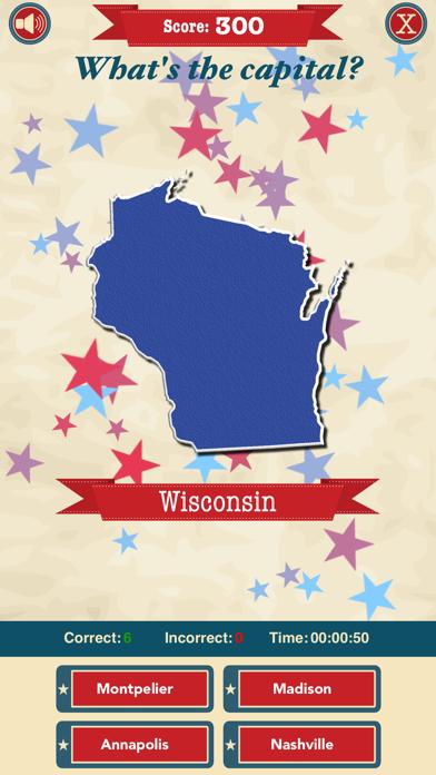 State The States and Capitalsのおすすめ画像4
