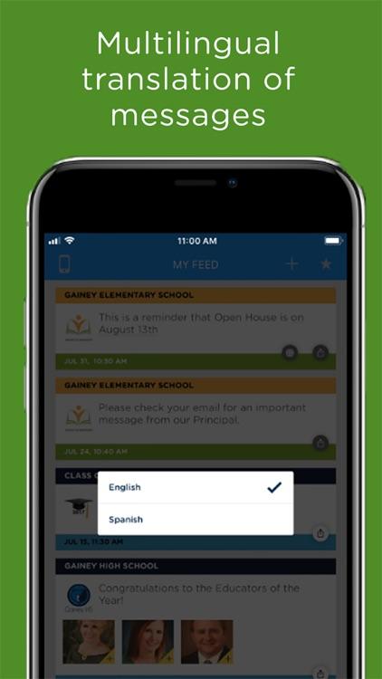SchoolWay screenshot-4