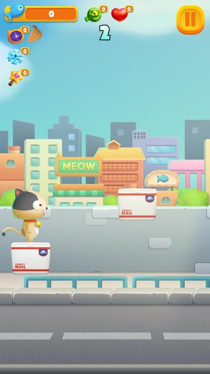 Meow Adventures - Cat Runner screenshot-6