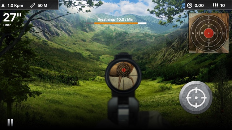 Deer Target Shooting screenshot-5
