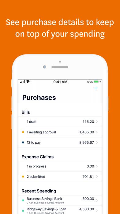 Xero Accounting Screenshot