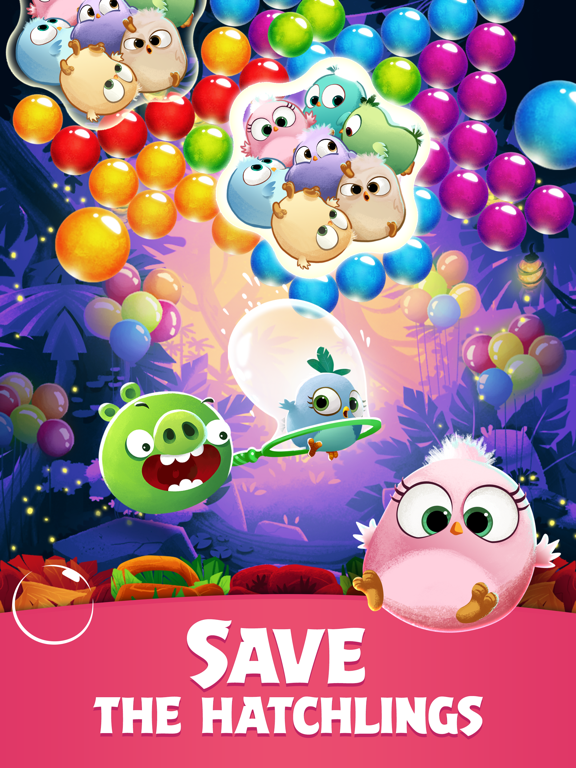 Angry Birds POP!のおすすめ画像3