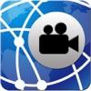 無線携帯電話のカメラ (Web of Cam)