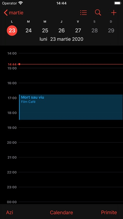 Romanian TV Schedule screenshot-6