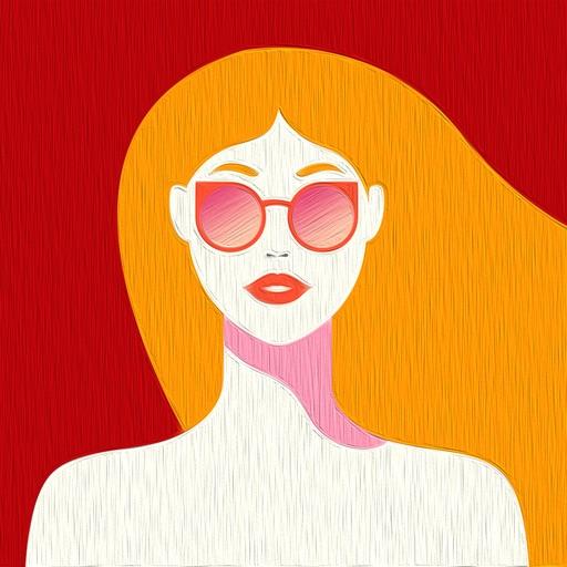 AvatarArt Color & Draw Profile icon
