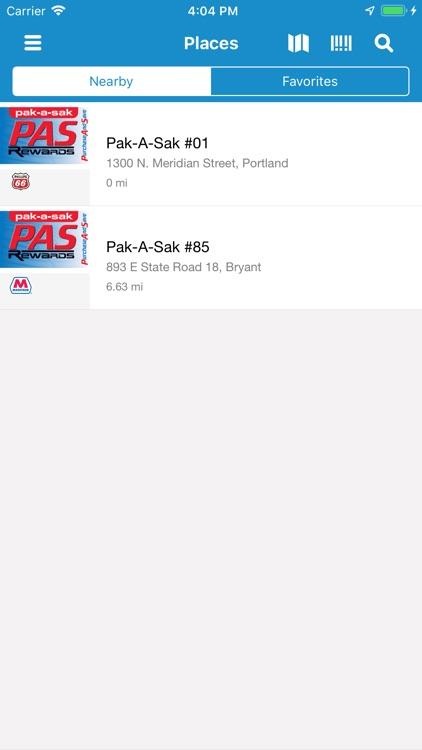 Pak-A-Sak Rewards screenshot-7