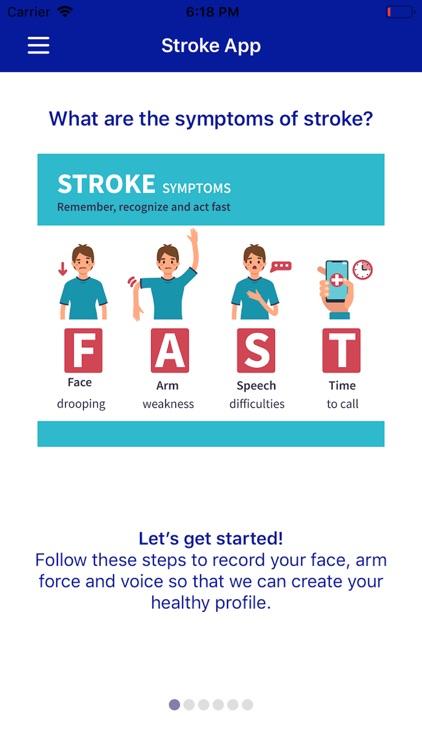 Stroke App