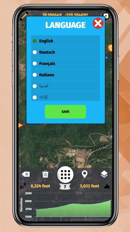 Elevation Profile screenshot-5