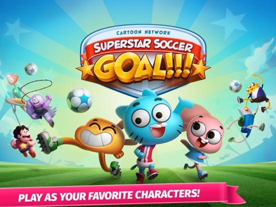 Superstar Soccer: Goal!!! tablet App screenshot 1