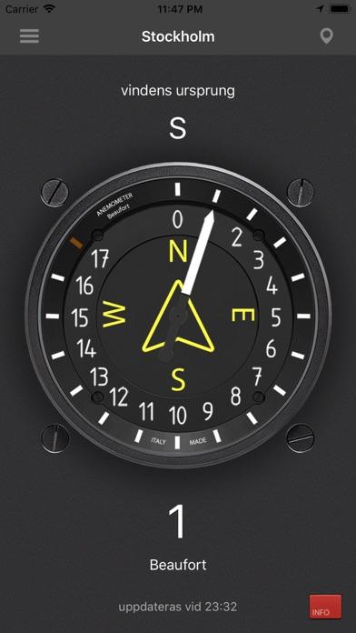 Anemometer - Vindhastighet på PC