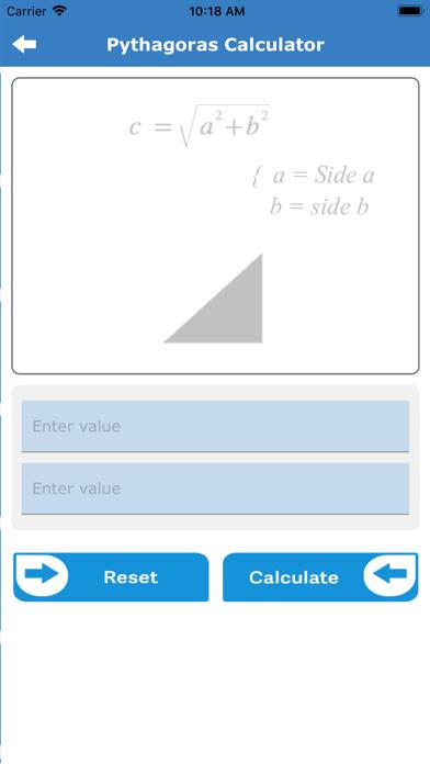 Calc For Geometry screenshot 4