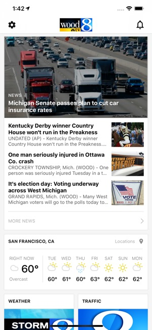 WOOD TV8 - Grand Rapids News on the App Store