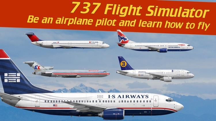 737 Flight Simulator screenshot-0
