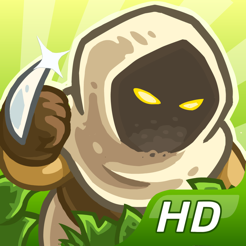 ‎Kingdom Rush Frontiers HD