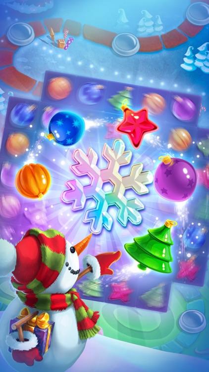 Merry Christmas – match 3 screenshot-4