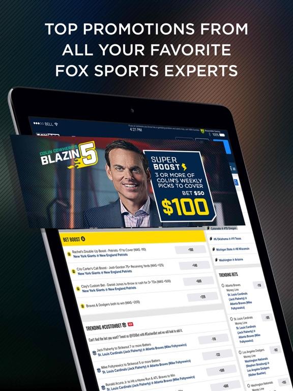 FOX Bet Sportsbook & Casino screenshot 9