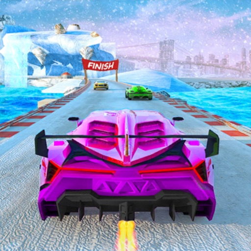 Extreme Snow Car Winter Drive icon