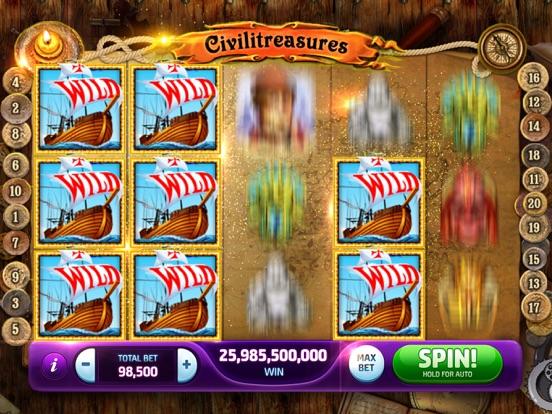Slotomania Casino – Las Vegas Free Slot Machine Games – bet, spin & Win big screenshot