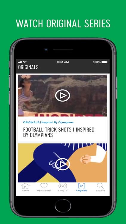 Olympic Channel screenshot-7