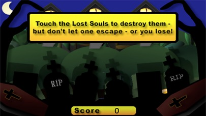 Halloween Soul Bash LT screenshot three