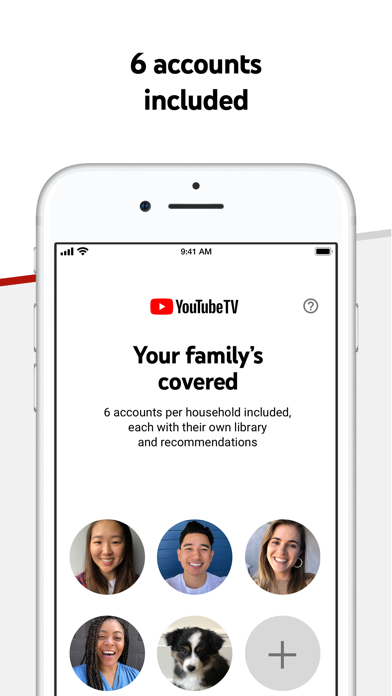 download YouTube TV apps 3
