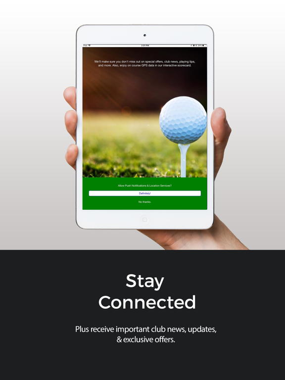 Dauphin Highlands Golf Course screenshot 6